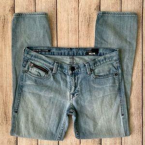 William east Frankie Capri jeans. 26